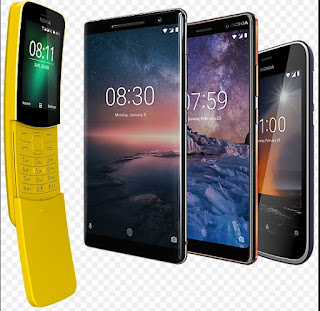 Nokia 8110 4G, Nokia 7, Nokia 1, and other Variants Pre-Order Begins (Links)