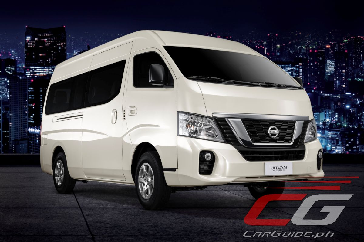 The 2018 Nissan Urvan Premium S Is Definitely For Vips W