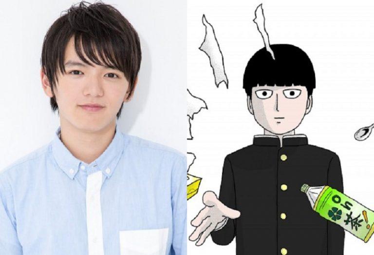 Mob Psycho 100 terá compilado do anime apresentado em evento