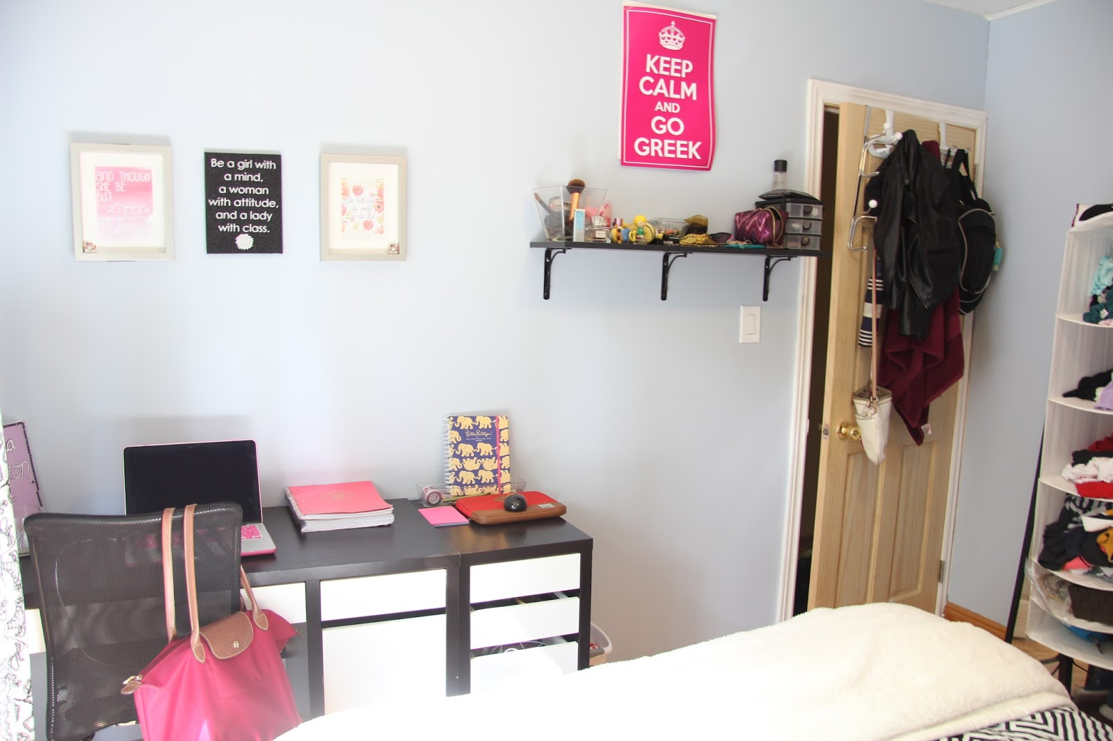 College Room Tour | Le Northern Belle