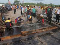 Periksa Pihak-Pihak yang Terlibat Dalam Pelelangan Jembatan Titi II Sicanang