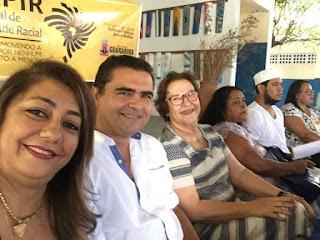 Vereadora Neide De Teotônio Participa Da II Conferência Municipal De Promoção Da Igualdade Racial