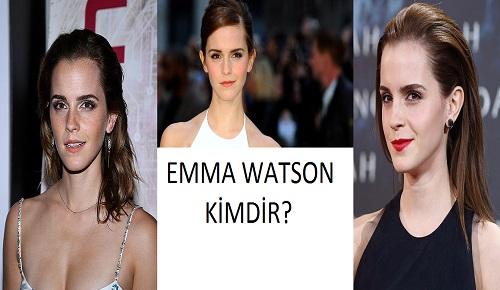 Emma Watson Kimdir?