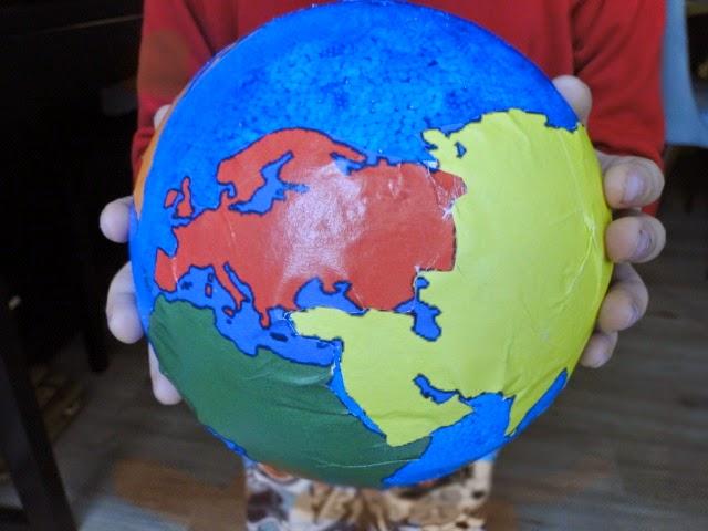 montessori  globo