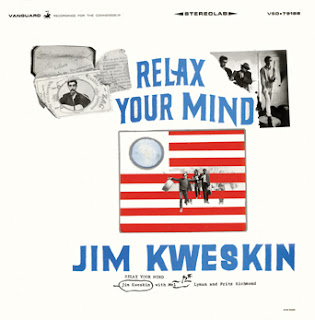 Jim Kweskin's Relax Your Mind