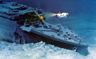 Kisah-kisah Seram Seputar Kapal Titanic
