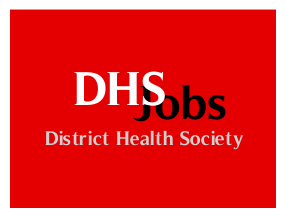 District Health Society Dahod Recruitment 2017