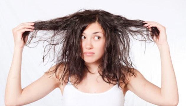 وصفات طبيعية لعلاج جفاف الشعر وتلفه