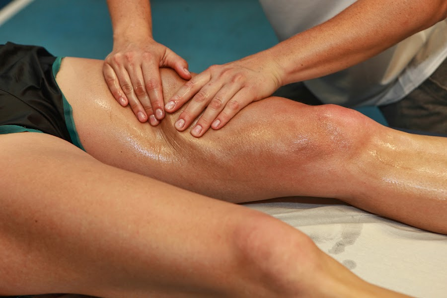 Aceites de masajes tras ejercicios