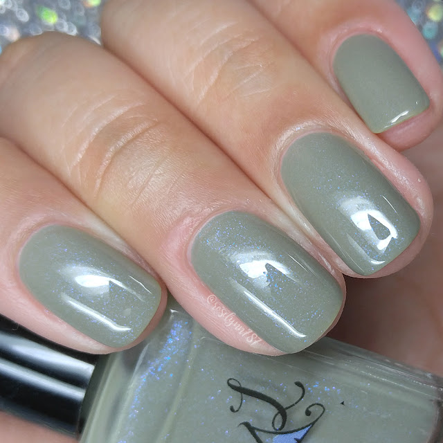 Smokey Mountain Lacquers - Sage Me The Details