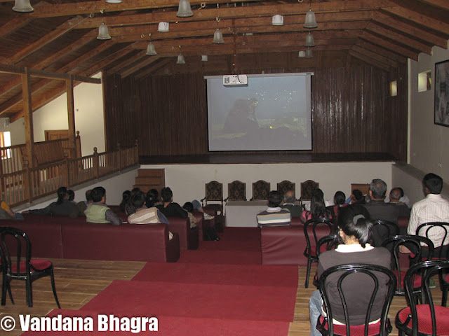 "Indian Institute of Advanced Studies : Colonial legacy, Shimla's pride Vandana Bhagra, ShimlaPhotos by meA historic landmark of Shimla and a legacy left behind by the Britisher's, but no matter how many times you visit this architectural marvel you would want to go back again and enjoy its serene environment and immaculate ambiance. Rich in history and with is Victorian edifice, Viceregal Lodge, now famously known as the Indian Institute Advanced Studies (IIAS) was completed in 1888 by Henry Irwin its architect. Lord Dufferin, Viceroy of India during that time personally supervised the construction and the furniture was fitted by Maple & Co., London who perfected in Victorian period. It is also noted that the architectural style drew inspiration from English Renaissance and certain elements of Scottish castles can also be seen here.In the words of Lady Duffering who recounted her stay on July 15, 1988, ""The result of the whole was to make me feel that it is a great pity that we shall have so short a time to live in a house surrounded by such magnificent views"". Set within the large wooded estate of the Observatory Hill, (one of the seven hills Shimla is built on) IIAS became the Rastrapati Niwas after Independence which was then officially handed over to the Institute by President S Radhakrishnan on October 20, 1965. This place also has historical significance as the 1945 Shima Conference was hosted by the 19th Viceroy of India, Viscount Archibald Wavell, which was attended by major political leaders including Pandit Jawarharlal Nehru, Sardar Patel, Maulana Azad, Liaqat Ali Khan, Master Tara Singh and Mohammed Ali Jinnah.Khem Raj Verma, Supervisor of the Institute states, ""The old fire station was converted into the Fire Station Café with a Souvenir Shop in 2009. Here tourists can take a well rested break after visiting the Institute. A selected collection of books both in Hindi and English, collectibles such as mugs, sweat shirts, caps and greeting cards with the Institutes images, a small café with few tables serving limited snacks as well as a visitors information centre cum ticketing counter have been opened"".Notable recent changes that have taken place are the Court Gallery which was once a Squash Court and the Pool Theatre which was a Swimming Pool. The Court Gallery consists of rare collection photographs of the Institute dating since 1888, which were procured from the Bowood Estate, Western Part of United Kingdom and the British Library, London in 2010. Verma added, ""With help from the Middlesex University, we were able to get these photographs. The swimming pool built in 1888 is now a plush theatre where movies are featured for resident scholars and the Institute's students. Conferences, meetings and conventions too are held here from time to time. Efforts are being made to open more and more areas for the tourists while at the same time maintaining the sanctity of the place"".Guided tours started in 1992, initially there were no charges but after seeing the growing number of tourists nominal charges were taken as part of the maintenance cost. The guide would at lengths explain the history of the Institute and its passing owners. The elaborate wood work, the paneling and pilaster, usages of teak, deodar and walnut woods and impressive carvings are works of marvel. Gitesh Arora and family from New Delhi were ecstatic about their visit and went on and on about the beauty of the building and its architecture. Gitesh said, ""The landscaping and the design of the building is very beautiful, but the guided tours are quite dissatisfying. The groups are so large that it is difficult to understand what the guide is saying and the rushed walk around is a little disappointing"". Justifying this Verma added, ""Since last year the number of tourist has increased two-fold and weekend rush is huge hence the tour timings are decreased to 25 minutes from a 45 minute tour. This is something which we cnnot control as the growing number of tourists needs to be accommodated and this is the only way we can do so. Weekdays are much more relaxed"". Purnima from Mumbai says, ""The elements of Victorian architecture are just incredible and a walk around the Institute is equally charming and extravagant. The manicured lawns, the beautiful garden and all around greenery is breathtaking"".As you walk towards the main entrance, you can see the huge landscaped lawns on to your left and the gravel stone walkway reminds you of the era gone by. Once inside you are greeted with a huge iron-wrought chandelier and immaculate woodwork, a reminder of the elegance, sophistication and grace which the Britisher's embraced while staying here. Only two rooms are open for the tourists and the insides of the Library can be seen from the huge glass door, the upper floors are off-limits as these are now reserved for the visiting professors and the Director of the Institute. One of these rooms has the round table and chairs that were used during the Simla Conference and another amazing thing about this room is that its roof was built with walnut tree wood which dates almost 125 years now.The main attraction of the Institute is its Library which was opened in 1965, with exclusive access to members only. Prem Chand, Librarian, who took reins in February 2009 says, ""You will find hardcore books on every subject as there are more than 1,30,000 books, around 6000 journals and private compilations of eminent scholars, which constitutes a unique collection and the finest resources not only in India but all over the world. The library obtained rare Sanskrit, Arabic as well as Persian texts and manuscripts. Despite coming from a different background as my work was more about connectivity of all Indian libraries to make a huge pool of resources as well create a database of e-resources, I am using this experience to create something similar at this Library"". He added, ""We have done away with the cards system as each book has now been assigned a bar code as it is very easy to track books now. Usage has become very easy and certain norms for usage of the Library have also been relaxed. Apart from the reglar 40 scholars who are internal members, 20 professors who come every month from different parts of India for a month, there are another 80 members from outside the Institute such as government employees, teachers or research students who can have access to these vast resources"". The section on rare books and archives is phenomenal but any documents pertaining to Lord Mountbatten and Mahatma Gandhi were taken by the Britishers when they left. The collection includes books on philosophy, religion, fine arts, sociolinguistics, psycholinguistics, socio-economic planning and development, social and cultural anthropology, ancient and mediaeval Indian history and culture, modern Indian history, and Third World economics, which are considered as stupendous. The electronic system introduced is gaining popularity and with access to more than 8,000 journals which were purchased from Cambridge, Oxford and other Universities helps students in research as per se the Institute can subscribe to only about 250 journals. Dr M Pathak, Associate Professor from the National Defense Academy, Pune, on a one month visit to the Institute says, ""I am here under the IUGC programme to present a paper on 'Transnational Terrorism in Kashmir', and there are nearly 20 other professors visiting from all over India from different universities. This is a unique Institute with amazing library resources, best hospitality and great people. The collection of rare books is the best I have seen and few particular books written on Kashmir were found here only. Even though this is my second trip, still every time it is quite refreshing and enlightening when I come here"".Anyone who has seen the Institute's magnificent aura and charm definitely takes back few good memories. Those visiting can witness the phases of Indian history, coming and going of Viceroys, political documentations and the visiting professors and scholars who will foretell the magnitude of this Institution and what it means to them. Come with an open mind to fill your senses with fresh impressions of this Institute and the legacy that the British royalty left us with, which has become a statement of pride for us, Shimlaites."
