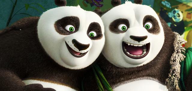 Trailer nou Kung Fu Panda 3