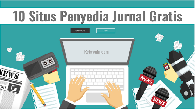 Penyedia Jurnal Gratis (Open Access Journal)