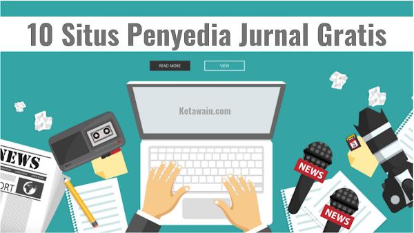 10 Situs Penyedia Jurnal Gratis (Open Access Journal)