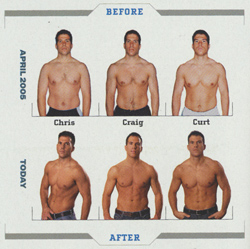 Fat Loss Build Muscle 107