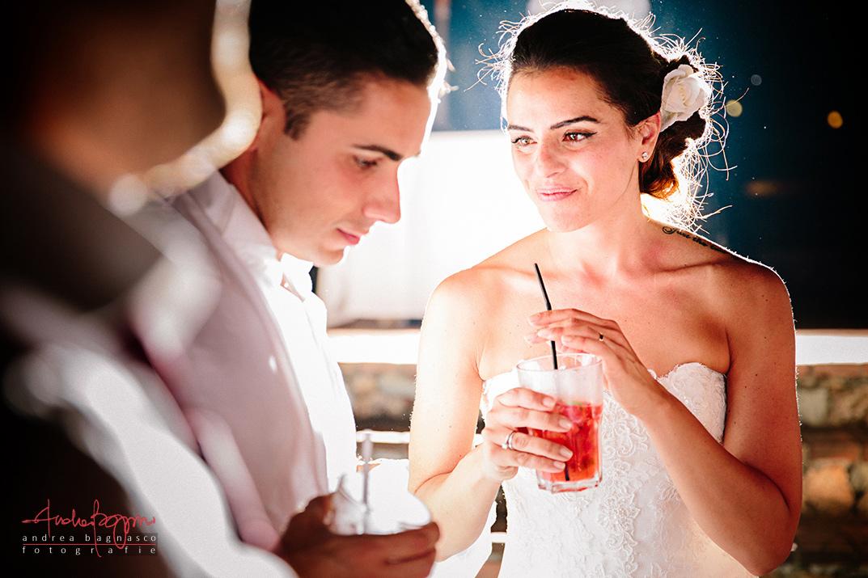 emotional wedding Italy