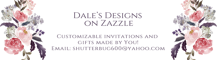 Dale's Designs on Zazzle