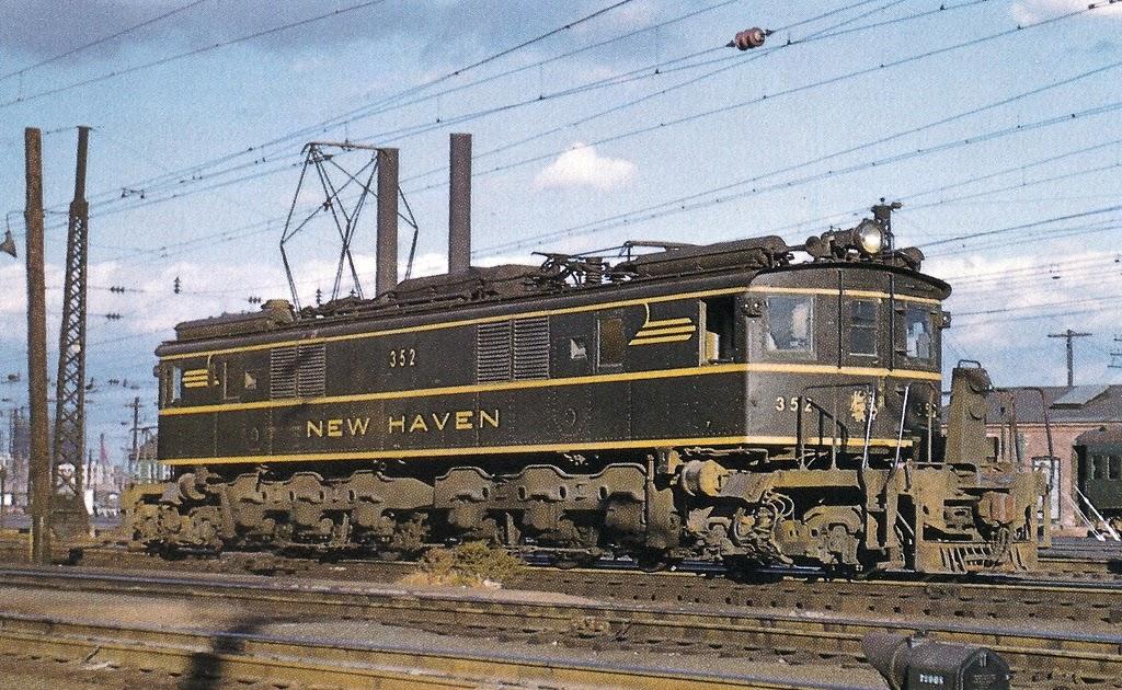 Transpress Nz General Electric Electric Locomotive 1931