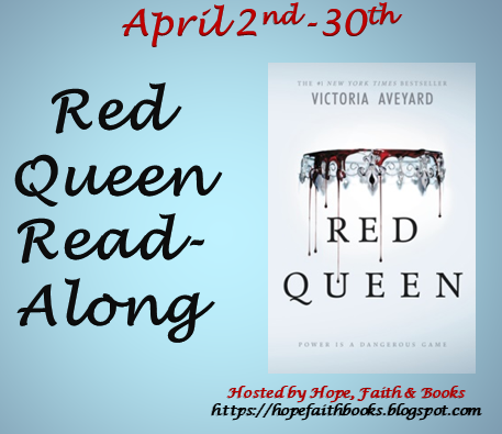 Red Queen Read-Along