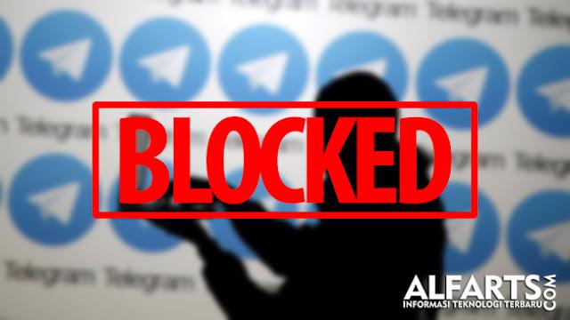 Cara Membuka Situs Telegram yang Diblokir