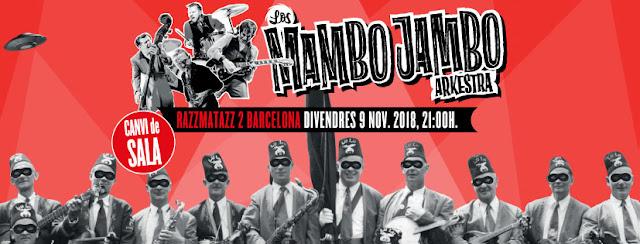 Los Mambo Jambo Arkestra