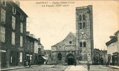 Eglise Sainte-Croix de Gannat