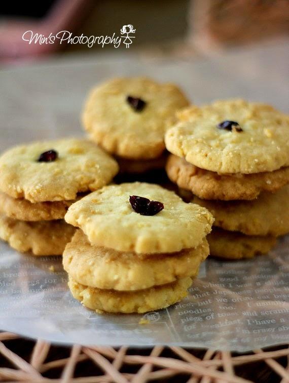 Min's Blog: 玉米片脆餅 Crunchy Cornflake Cookies