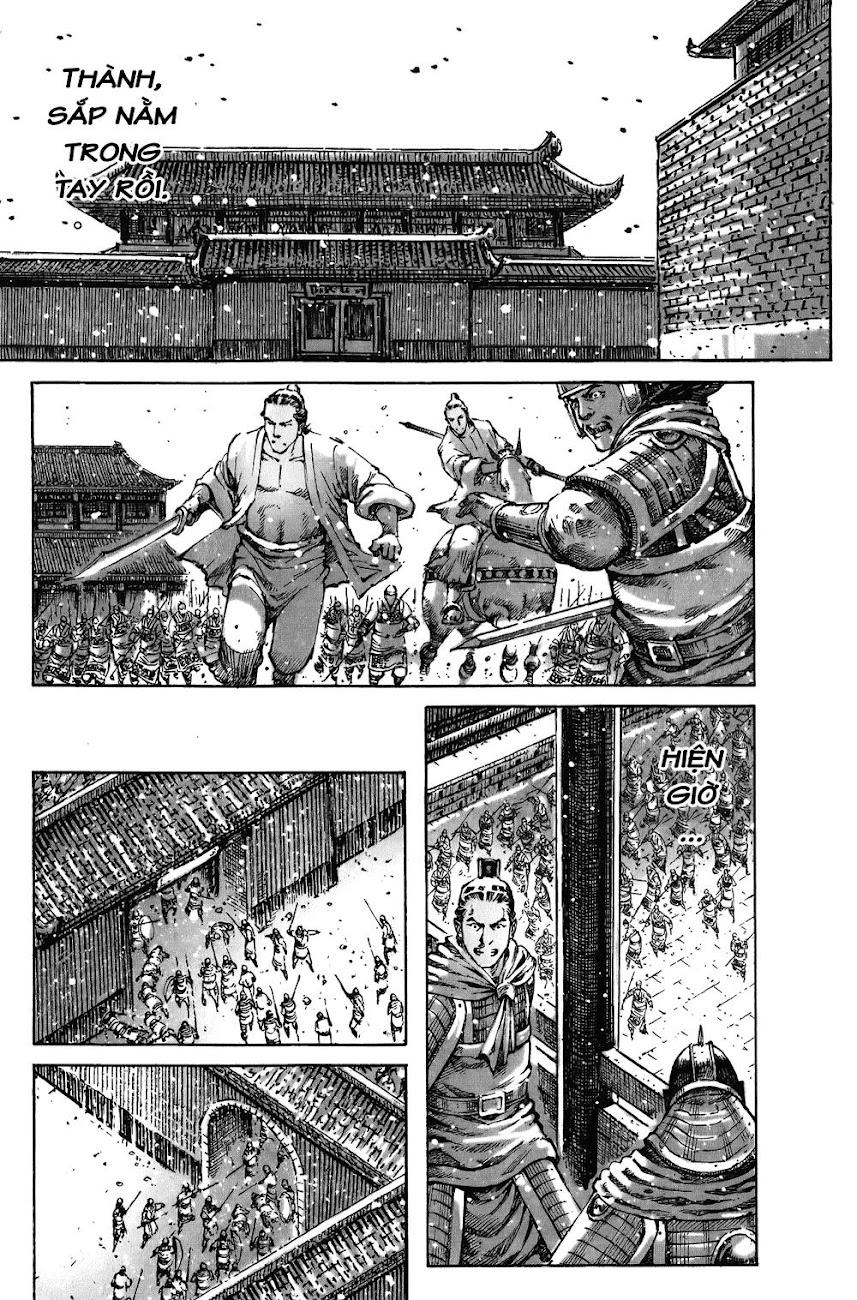 Hỏa phụng liêu nguyên Chương 467: Đăng tháp đoạt thành [Remake] trang 20