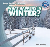 bookcover of What Happens in Winter?  (Four Super Seasons)  by Alex Appleby