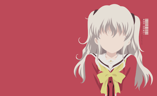 Nao Tomori Charlotte Wallpaper