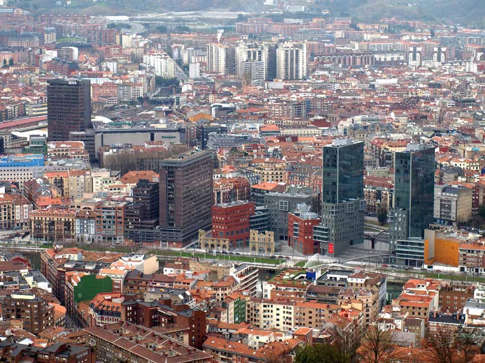 Fotos de bilbao espanha cidades em fotos for Oficinas turismo bilbao