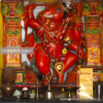 Ganeshji temple inSurjal / Sudarshana Mata Temple Sudrasan Didwana