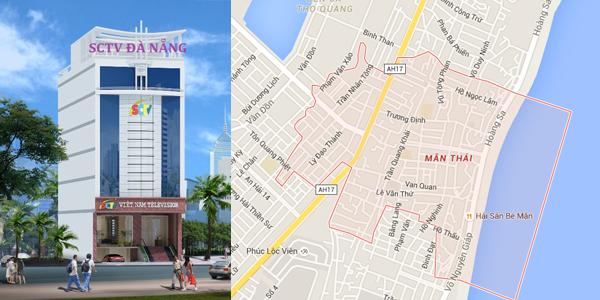 Truyền hình cáp SCTV tại phường Mân Thái, quận Sơn Trà, Đà Nẵng