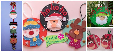 adornos-navideños-cds-reciclados