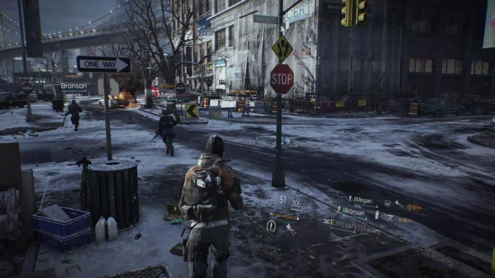 تحميل لعبة The Division مضغوطة كاملة بروابط مباشرة مجانا
