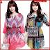JDB042 FASHION Print Efd Perempuan Dress BMGShop