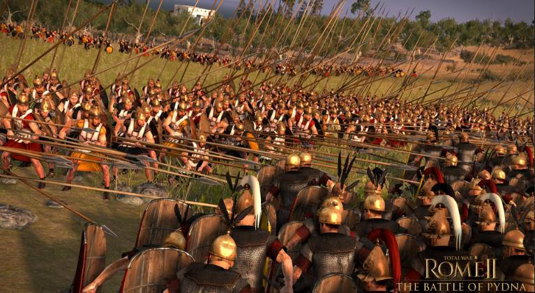 Total War ROME II Emperor Edition PC Full Español