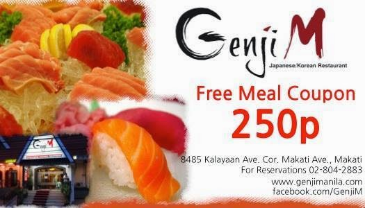 Genji-M P250 Printable Discount Coupon