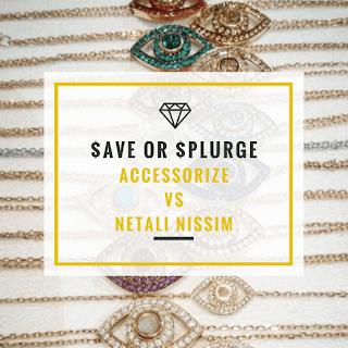 Save or Splurge: Accessorize vs Netali Nissim
