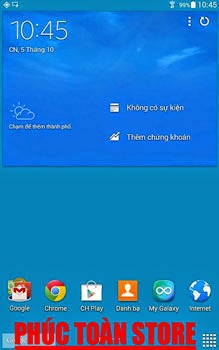 Tiếng Việt Samsung t230 done alt
