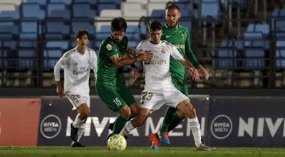 Injusta victoria, poco premio. Real Madrid Castilla 1-2 Racing Ferrol.