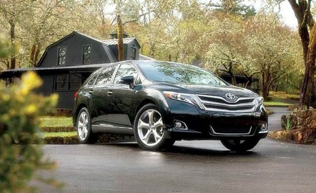 2017 Toyota Venza Review Uk