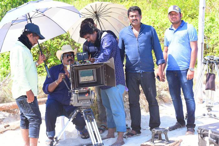 Chuttalabbai on location Photos