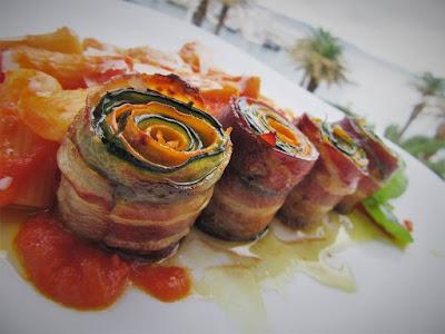 Trobojne roladice / Three-color rolls