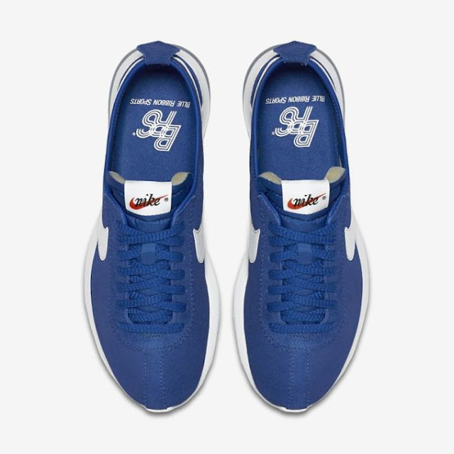 Nikelab Roshe Cortez Blue Ribbon Sports