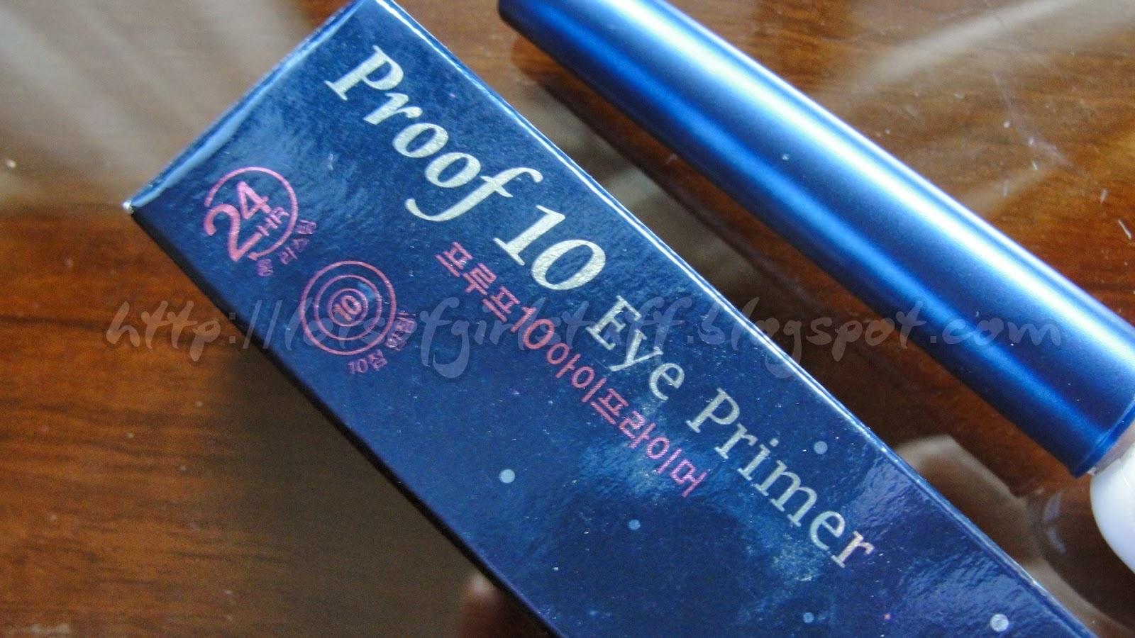 Proof 10 Eye Primer by Etude House #13