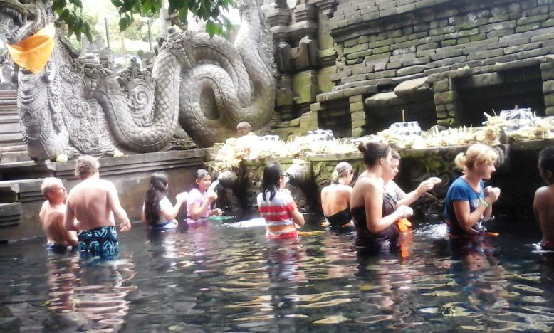 Bali Holy Springs Temple