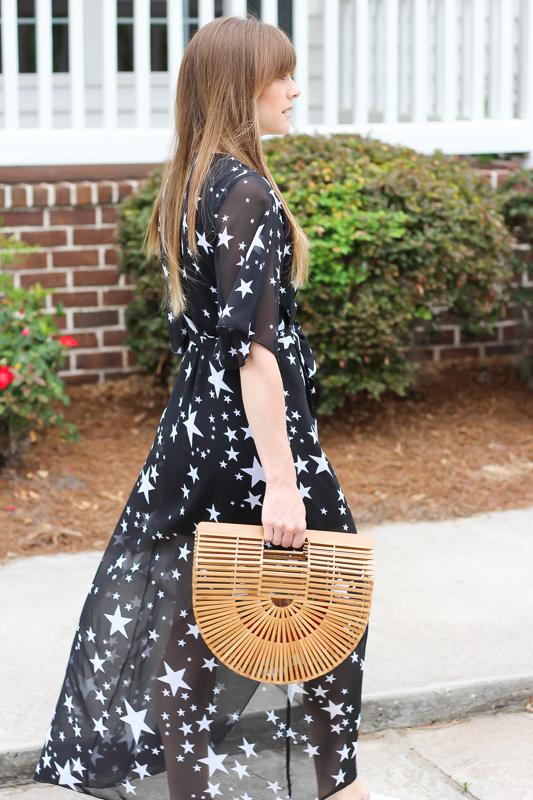 Star Print Dresses