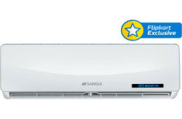 Sansui 1.5 Ton 5 Star Split AC For Rs 23990 (Mrp 27990) Flipkart