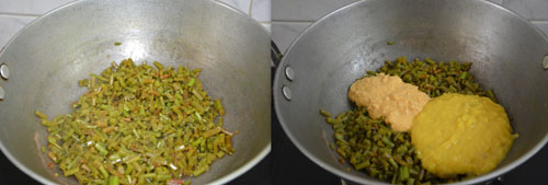 how to make keerai thandu kootu